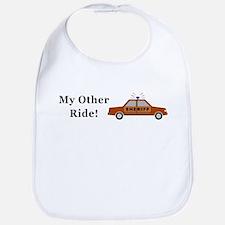 Sheriff My Other Ride Bib