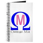 Omega Mu Journal
