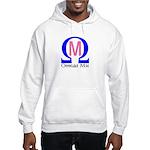 Omega Mu Hooded Sweatshirt