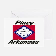 Piney Arkansas Greeting Cards (Pk of 10)
