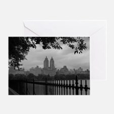 Cute Central park Greeting Card