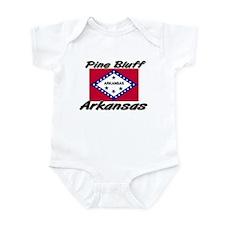 Pine Bluff Arkansas Infant Bodysuit