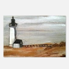 Annisquam Lighthouse Postcards (Package of 8)