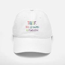 Grandma is Fantastic Baseball Baseball Cap