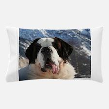 saint bernard Pillow Case