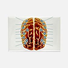 Electroencephalography, artwork Magnets