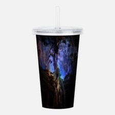 Universal Tree of Life Acrylic Double-wall Tumbler