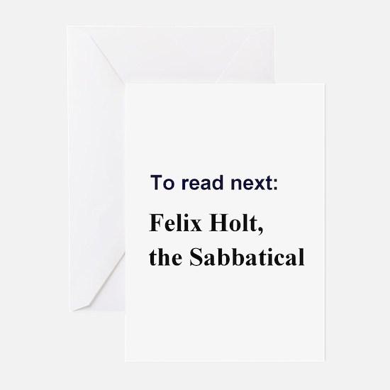 Sabbatical Greeting Cards (Pk of 10)