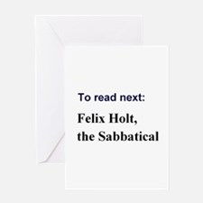 Sabbatical Greeting Card