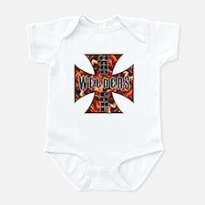 Hard Core Welder Infant Bodysuit