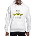 Taxi Driver Hooded Sweatshirt