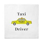 Taxi Driver Queen Duvet