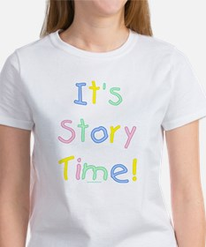 It's Story Time! Tee