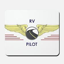 RV Pilot Mousepad