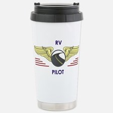 RV Pilot Travel Mug