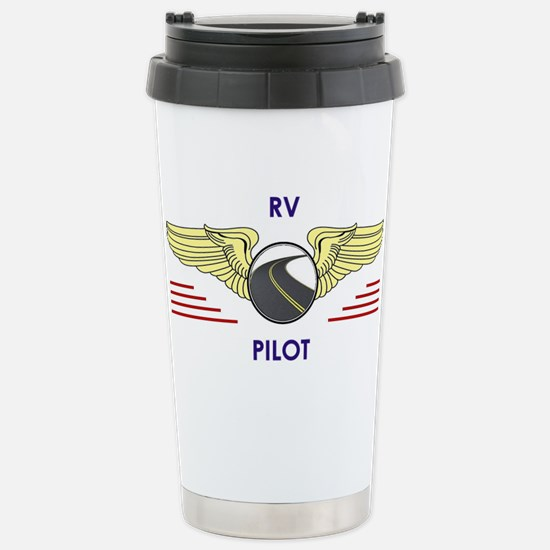 RV Pilot Travel Mug