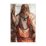 Plato Education: Mini Poster Print