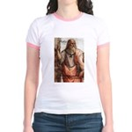 Plato Education: Jr. Ringer T-shirt
