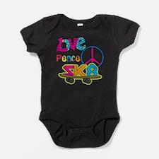 Unique Teens Baby Bodysuit