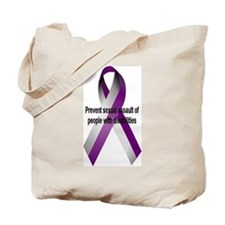 """Prevention"" Tote Bag"