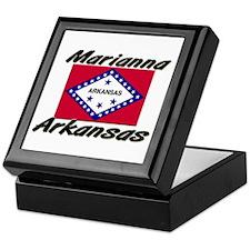 Marianna Arkansas Keepsake Box