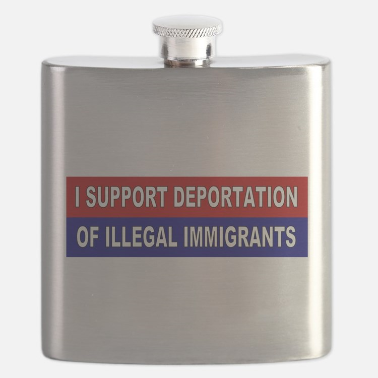 Support Deportation Flask