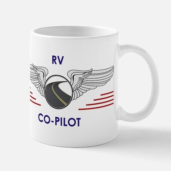 RV Co-Pilot Mugs