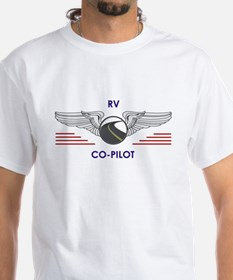 RV Co-Pilot T-Shirt