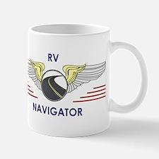 RV Navigator Mugs