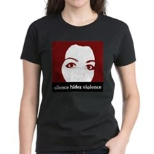 Silence Hides Violence T-Shirt