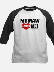 MeMaw Loves Me Tee