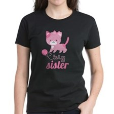 Kitten Big Sister T-Shirt