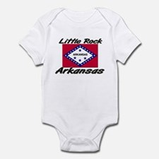 Little Rock Arkansas Infant Bodysuit