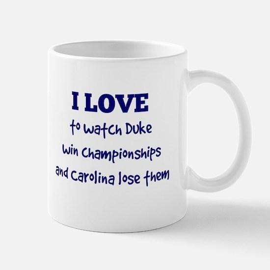 Duke! Mugs