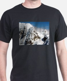 Alaska Range mountains, Alaska T-Shirt