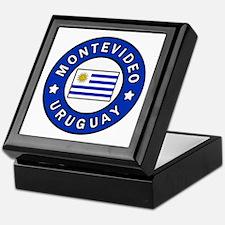 Cool Uruguay Keepsake Box