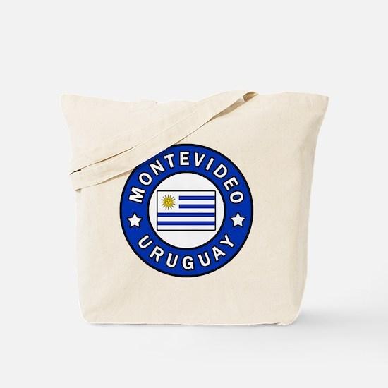 Cute Uruguayan flag Tote Bag