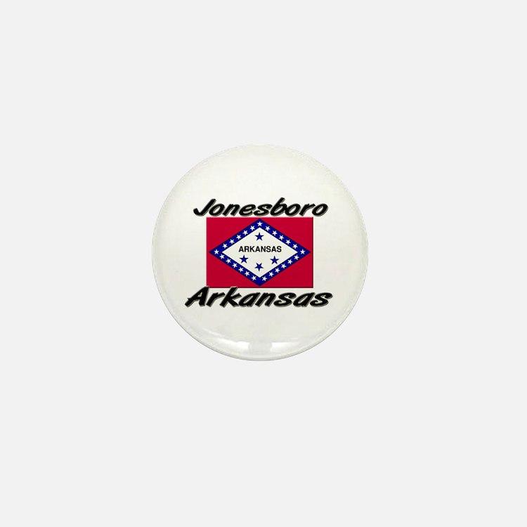 Jonesboro Arkansas Mini Button