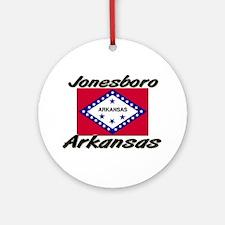 Jonesboro Arkansas Ornament (Round)