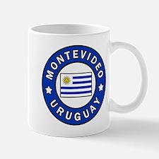 Montevideo Uruguay Mugs