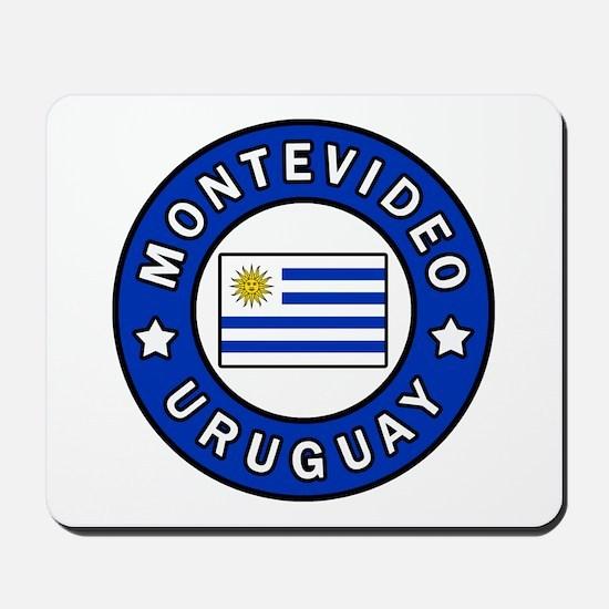 Montevideo Uruguay Mousepad