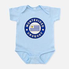 Montevideo Uruguay Body Suit