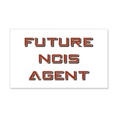 FUTURE NCIS AGENT Wall Decal