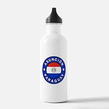 Asuncion Paraguay Water Bottle