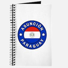 Asuncion Paraguay Journal