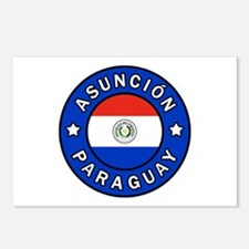 Asuncion Paraguay Postcards (Package of 8)