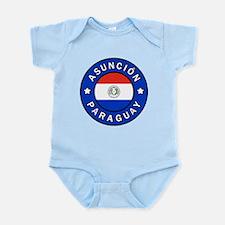 Asuncion Paraguay Body Suit