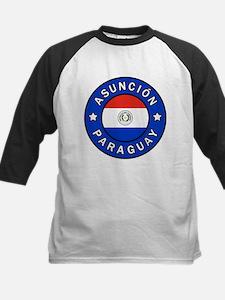 Asuncion Paraguay Baseball Jersey
