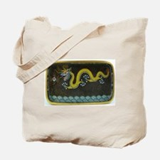 BRONZE_ENAMEL_DRAGON_Ancient_Chinese_Art Tote Bag