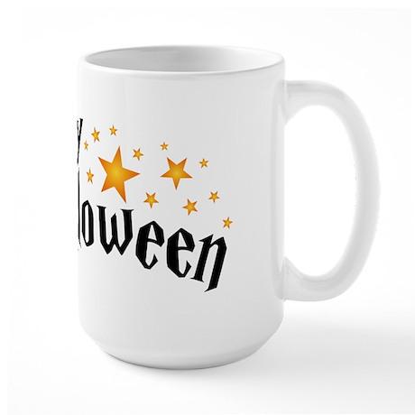 Happy Halloween Large Mug